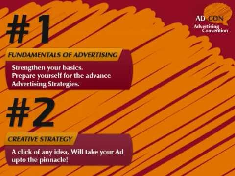 AdCon: Advertising Convention by Generation Marketing