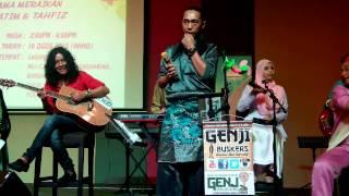 Gambar cover GENJI BUSKERS ft MAN KEEDAL - CAMELIA