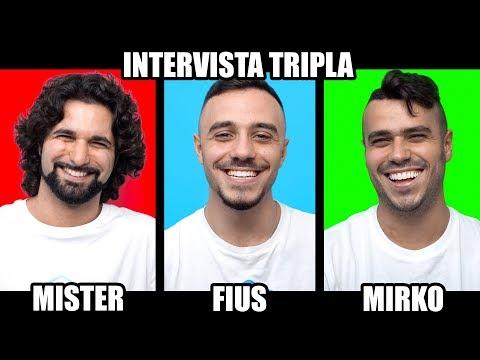 INTERVISTA TRIPLA - FIUS GAMER [SPECIALE 500.000 ISCRITTI]