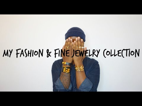 My Fashion & Fine Jewelry Collection| Cartier, Hermes, Dior & More!