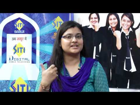 7 (b) Career in Psychology- Career Mantra Show on Siti cable (Hindi)