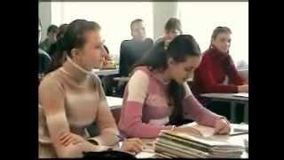 Вільногірська школа№5.Садовська О.М. у 9-В (5 березня 2009)