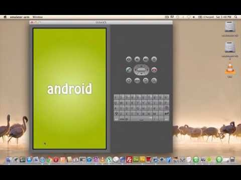 Android Splash Screen Animation Example - YouTube