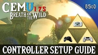 Video Cemu | Controller Setup Guide download MP3, 3GP, MP4, WEBM, AVI, FLV Agustus 2018