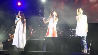 S.H.E 墨爾本演唱會2015-愛我的資格+戀人未滿