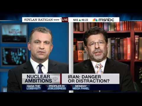 Neocon Warmonger Destroyed by MSNBC Dylan Ratigan and Glenn Greenwald