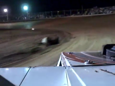 Skyline Speedway  Opening Night In Car Video