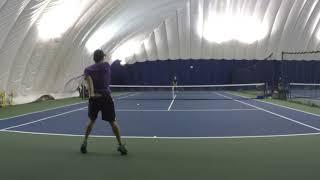 10/28/18 Tennis -  Set Highlights