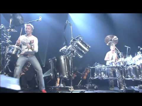 """Night Of The Proms 2005 - Safri Duo (Denmark) """"Cinema Time & Played-A-Live"""""""