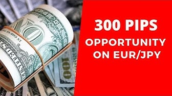 300 Pip Opportunity on EUR/JPY