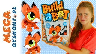 Build a Bot • Robo Lis • Interaktywny Lis • Zrób to sam