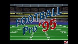 Sneak Peeks 2: FPS Football Pro 95 features