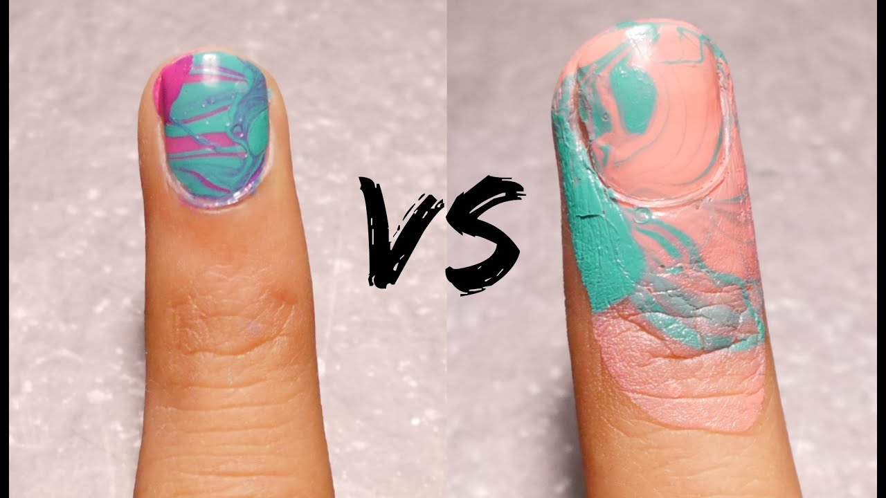 Diy Easy Clean Up For Cuticles And Around Nails Demo