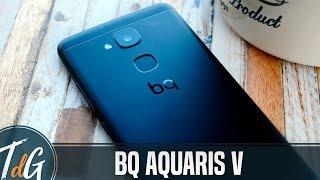 BQ Aquaris V, review en español