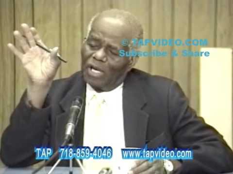 Dr. John Henrik Clarke - The African Man and Goddess