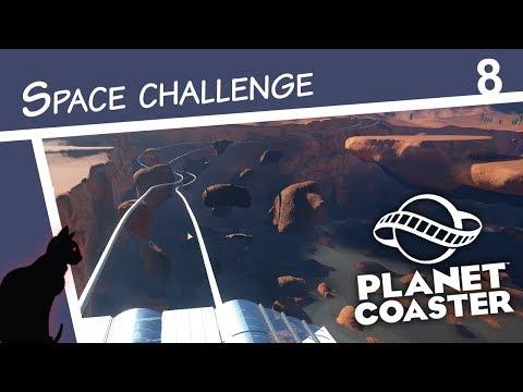 08 Première planète en vue || Space Challenge || Planet Coaster || SoPic fr