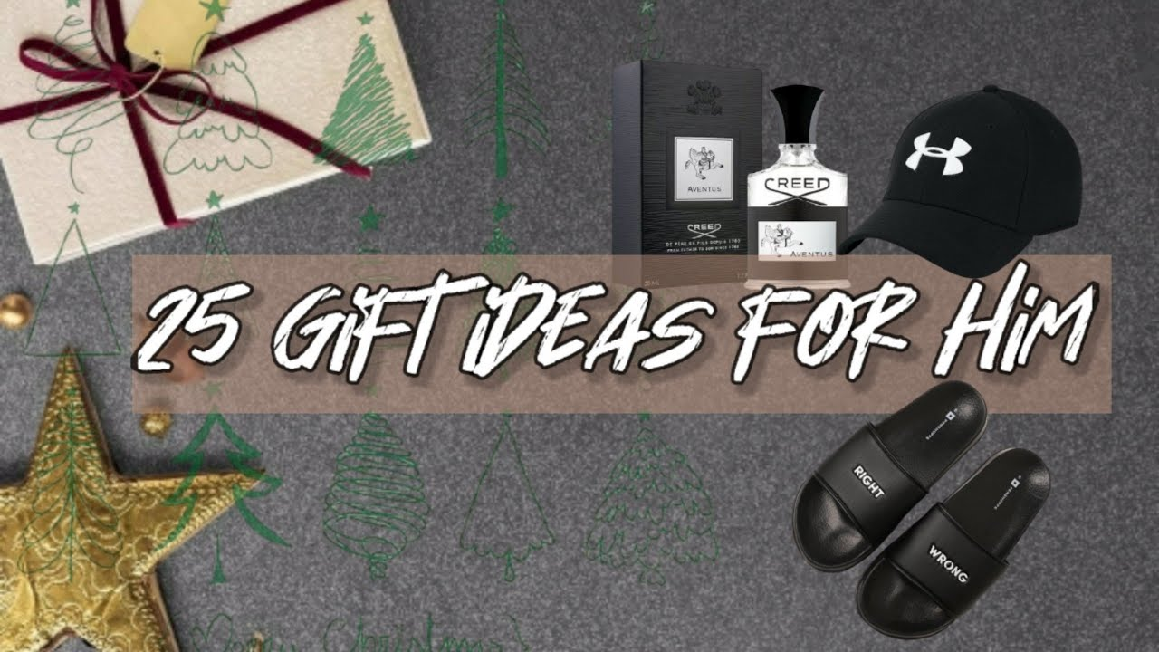 25 Gift Ideas For Him Online Philippines Mami Jam Youtube