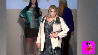 Maison Zank - Fashion Weekend Plus Size Inverno 2014 Runway Show
