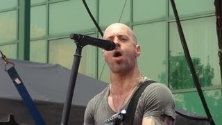 "Daughtry Live ""Over You"" Stir Concert Cove 2013"