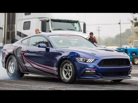 Mustang Cobra Jet >> 2017 Ford Mustang Cobra Jet Amazing Cars - YouTube