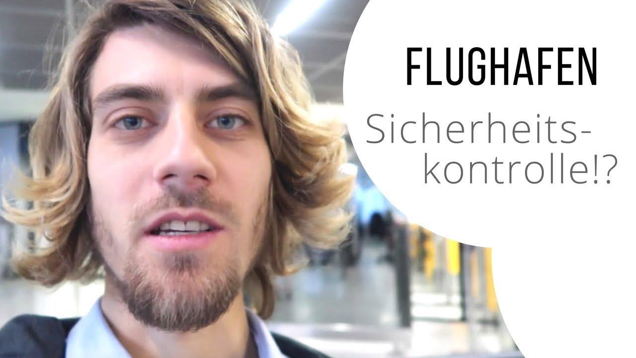 Abflug nach Sri Lanka! - SICHERHEITSKONTROLLE | Frankfurter Flughafen