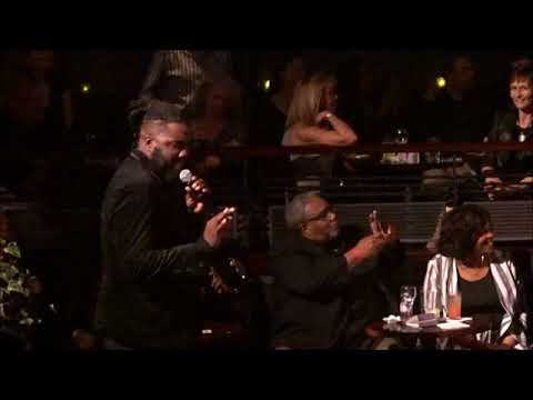 "Jennifer Hudson LIVE ""How Great Thou Art"" at Mayne Stage Chicago"
