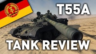 World of Tanks || T-55A - Tank Review