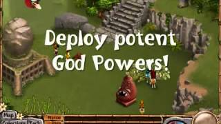 Virtual Villagers 5: New Believers game video