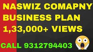Naswiz Business Plan-Call 9312794403