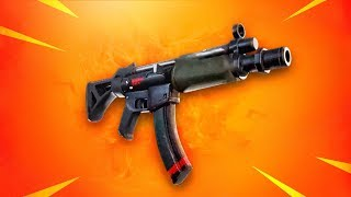 *NUEVA* ARMA SUBFUSIL en Fortnite: Battle Royale - TheGrefg