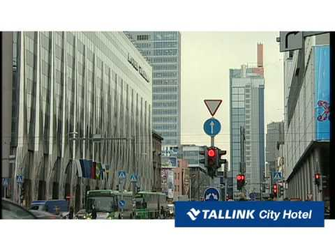 Tallink Hotels - great accommodation and spa opportunities in Estonia, Tallinn