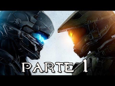 HALO 5: GUARDIANS [Walkthrough ITA HD - PARTE 1] - Spartan Locke