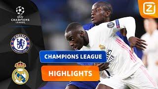 WIE PAKT DE FINALEPLAATS?! 😯   Chelsea vs Real Madrid   Champions League 2020/21