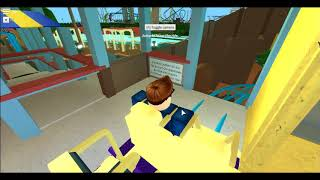 Vincent's California Screamin' and Paradise Pier (Theme Park Tycoon 2)(ROBLOX)