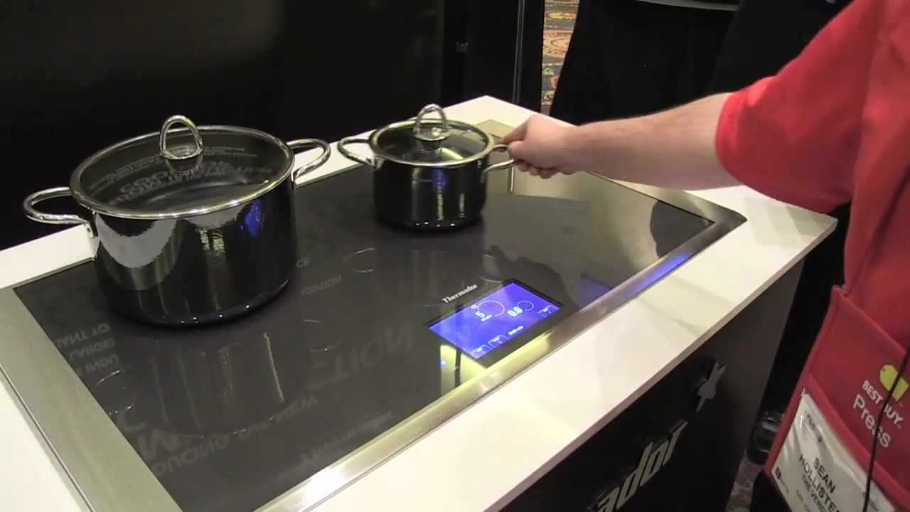 Thermador Freedom Induction Cooktop Hands On Youtube