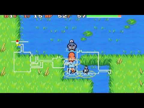 Pokemon Mystery Dungeon Red Rescue Team   Completando As Areas De Treino EXTRA