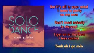 Martin Jensen - Solo Dance - Instrumental