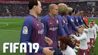 TIME DE GIGANTES X TIME DE ANÕES NO FIFA 19!!! QUEM SÉRA QUE VENCE???