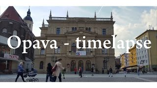 Opava - Time-lapse | Czech republic | 4K | 2017