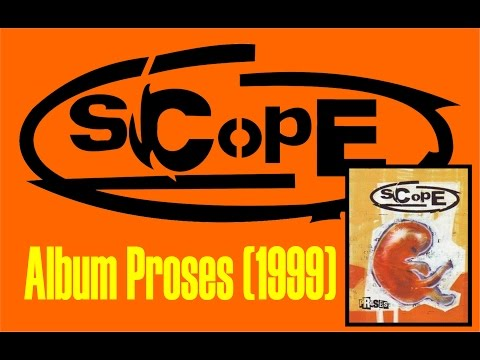 Scope - Album Proses (1999) - Full Album + Lirik