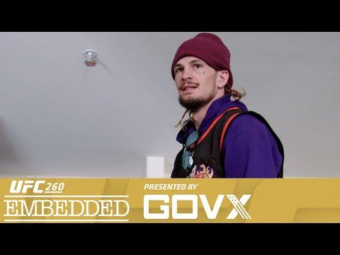 UFC 260 Embedded: Vlog Series - Episode 3