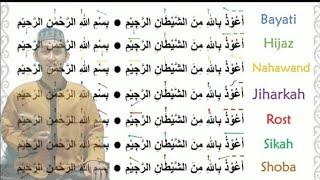 Download lagu Belajar lagu bayati, hijaz, nahawand, jiharkah, rost, sikah, dan shoba