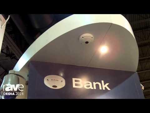 CEDIA 2014: Lilin Showcases 360-Degree Surface and Flushmount Security Camera