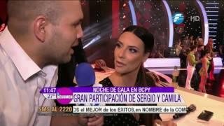 ¡Sergio Marone y Camila Rodrigues en Baila Conmigo Paraguay 2017!