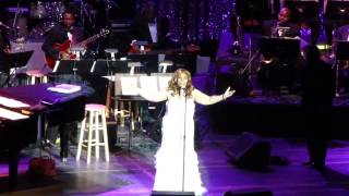 """(Your Love Keeps Lifting Me) Higher & Higher"" Aretha Franklin@Lyric Opera Baltimore 11/13/14"