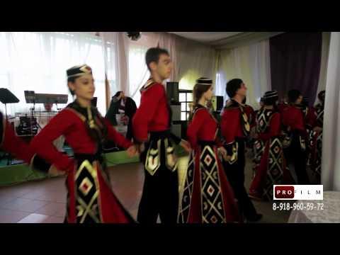 Танцевальный коллектив Арин-Берд. Армянский танец Берд