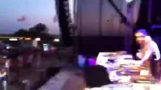 Joseph Capriati first track @ Monegros 2011