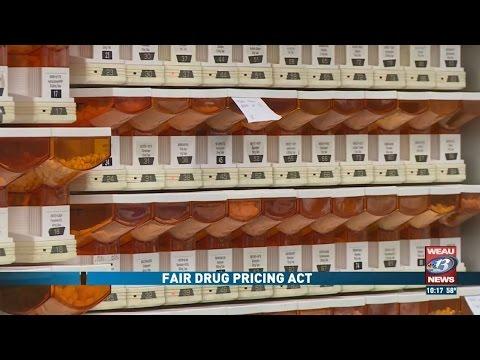 WEAU: Senator Baldwin introduces act to combat skyrocketing prescription drug prices
