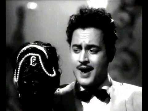 Hum Aapki Aankhon Mein, Pyaasa (1957) by Guru Dutt, in HQ