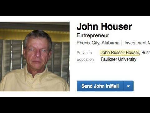 John Russell Houser, Louisiana Shooter, Has LinkedIn Connection With Me